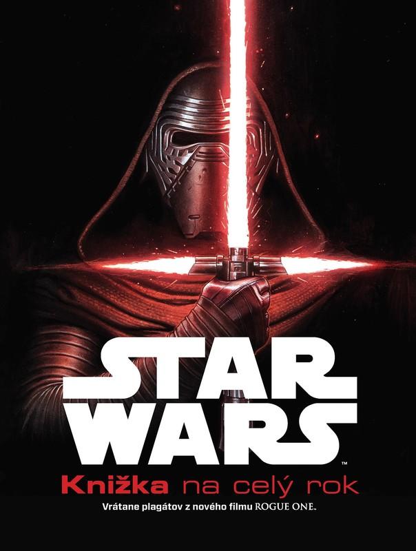 Star Wars - Knižka na celý rok