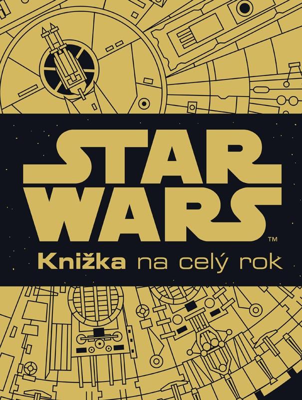 Star Wars - Knižka na celý rok - Lucas