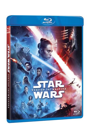 Star Wars: Vzestup Skywalkera Blu-ray +