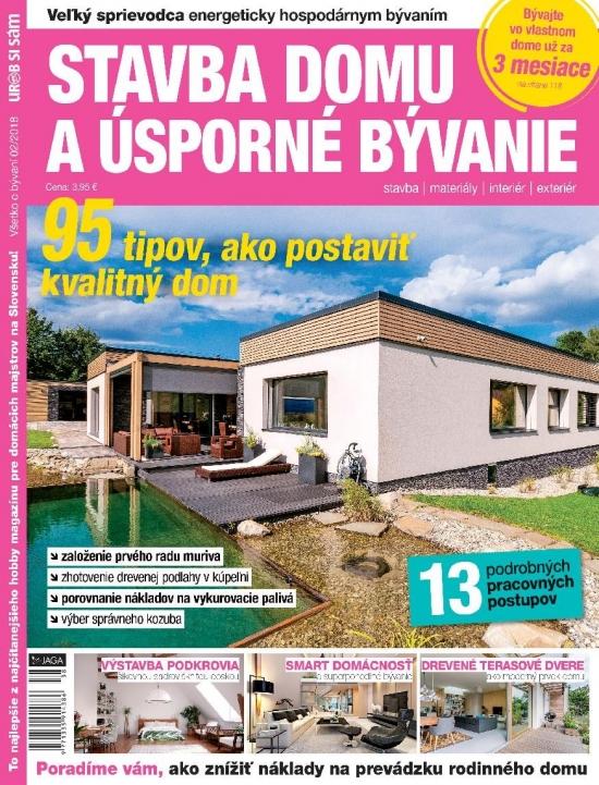 Stavba domu a úsporné bývanie - Kolektív autorov