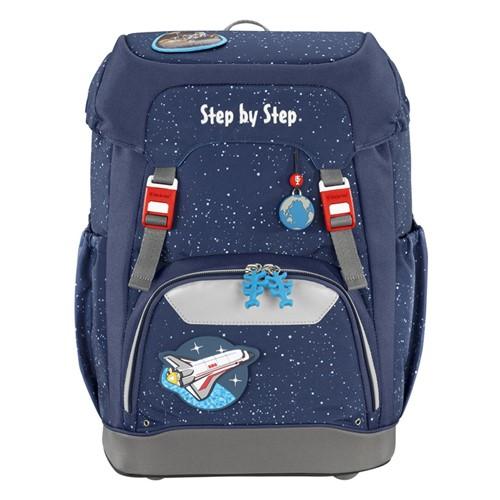 STEP BY STEP - Školská taška GRADE, Vesmírna loď