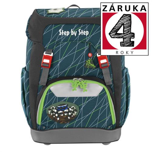 STEP BY STEP - Školský ruksak GRADE Pavúk + BONUS Dosky na zošity za 0,05 EUR