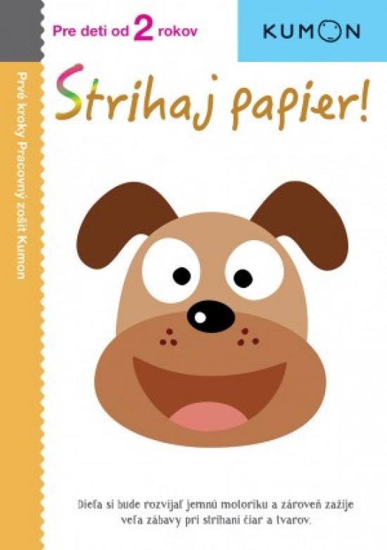 Strihaj papier! - Kolektív autorov