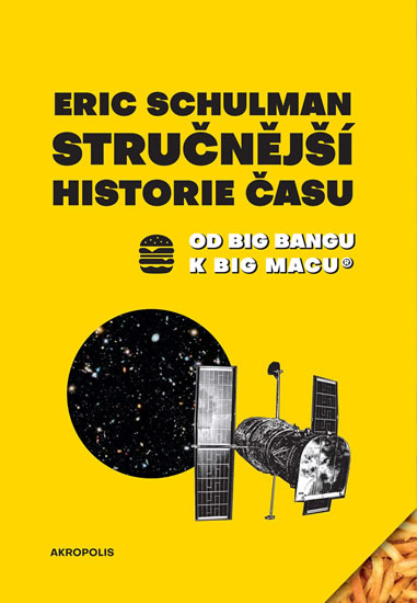 Stručnější historie času - Eric Schulman