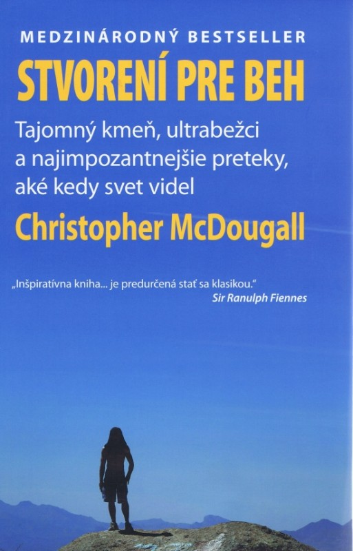 Stvorení pre beh - McDougall Christopher