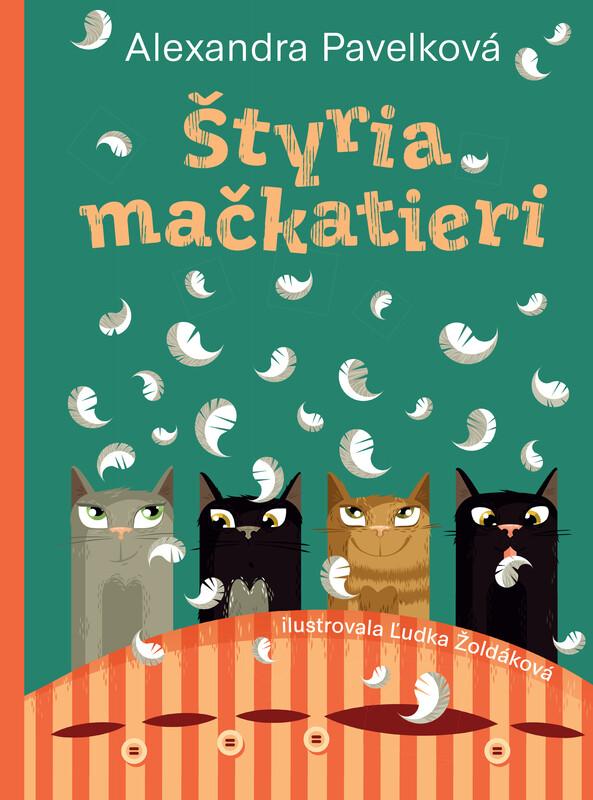 Štyria mačkatieri - Alexandra Pavelková