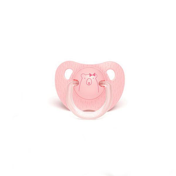 SUAVINEX - MFL CUMLÍK 0-6 m - Ružový medvedík