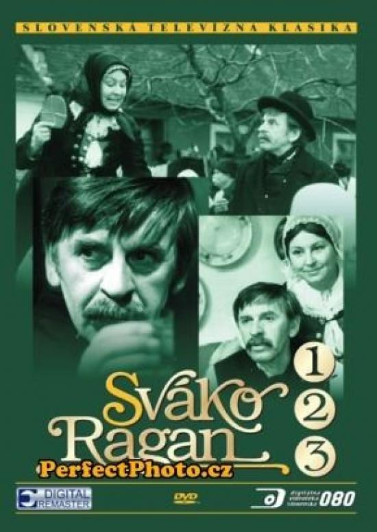 Sváko Ragan 3 DVD