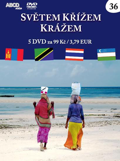 Světem křížem krážem - 5 DVD