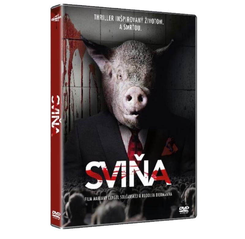 Sviňa DVD