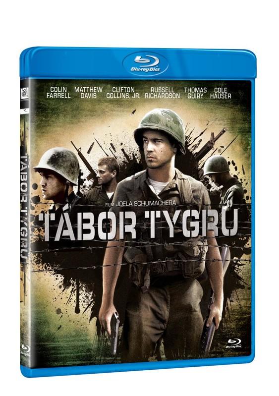 Tábor tygrů Blu-ray