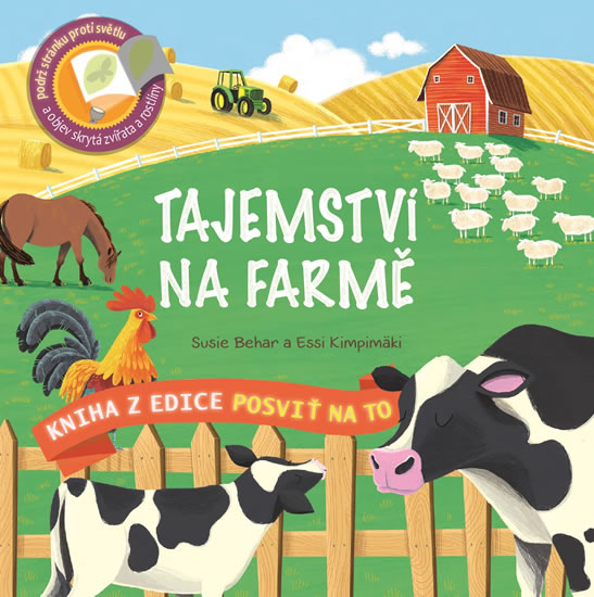Tajemství na farmě - Posviť na to - Carron Brown