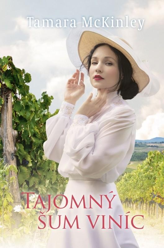 Tajomný šum viníc - Tamara McKinley