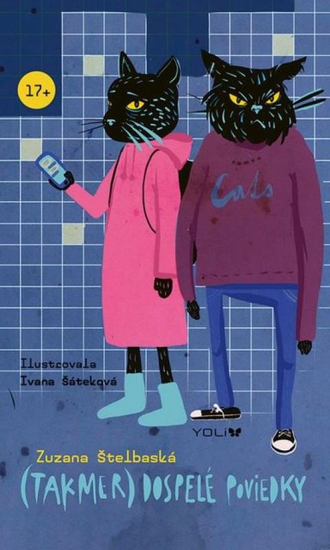 (Takmer) dospelé poviedky - Zuzana Štelbaská