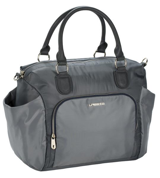 LÄSSIG - Taška na rukoväť Gold Label Avenue bag - grey