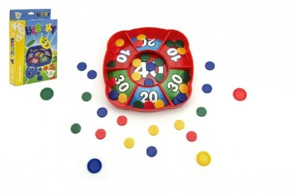 TEDDIES - Blchy spoločenská hra v krabici 15x21x3,5cm