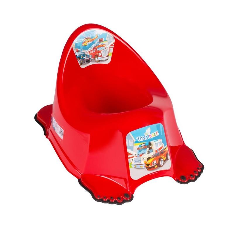 TEGA BABY - Nočník Cars červený