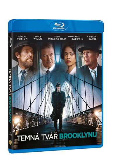 Temná tvář Brooklynu Blu-ray