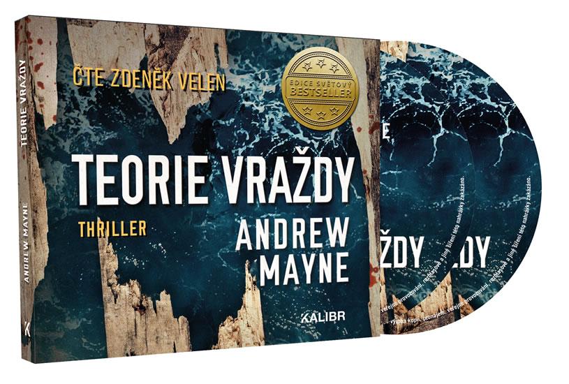 Teorie vraždy - audioknihovna - Andrew Mayne