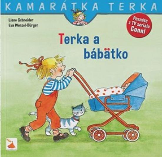 Terka a bábätko - nové vydanie - Liane Schneider