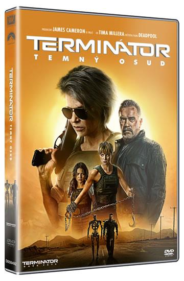 Terminátor: Temný osud DVD