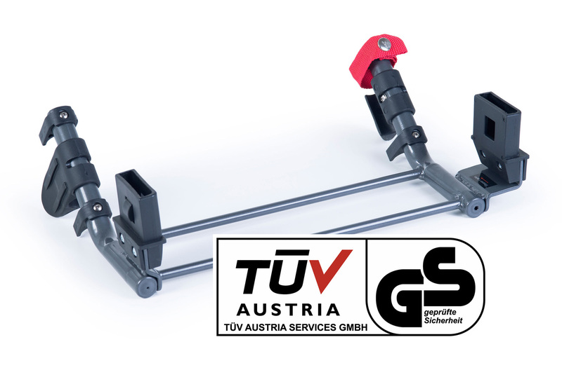 TFK - adaptér pre jednu autosedačku skupiny 0, na kočík Twin Adventure, adaptér group 0 for TWA single left T-006-G0-TWA-0