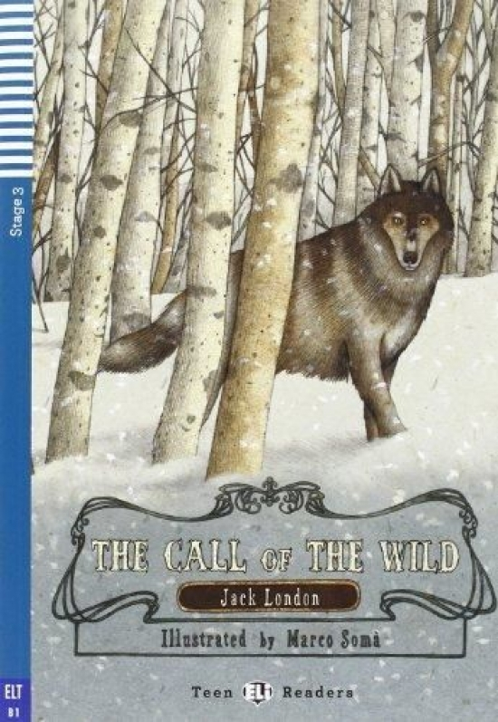 The Call of the Wild + CD (B1) - Jack London