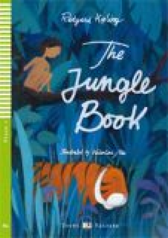 The Jungle Book + CD (A2) - Rudyard Kipling