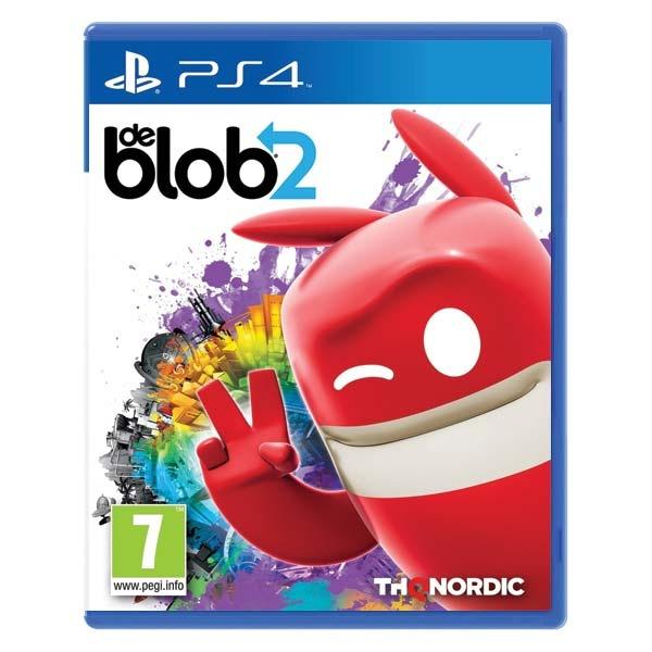THQ NORDIC - PS4 de Blob 2