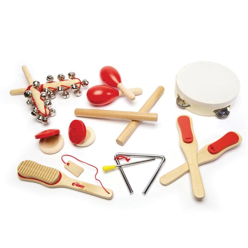 TIDLO - Veľký detský hudobný set