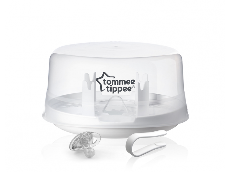 TOMMEE TIPPEE - Parný sterilizátor do mikrovlnnej rúry C2N