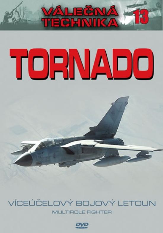 Tornado - Válečná technika 13 - DVD