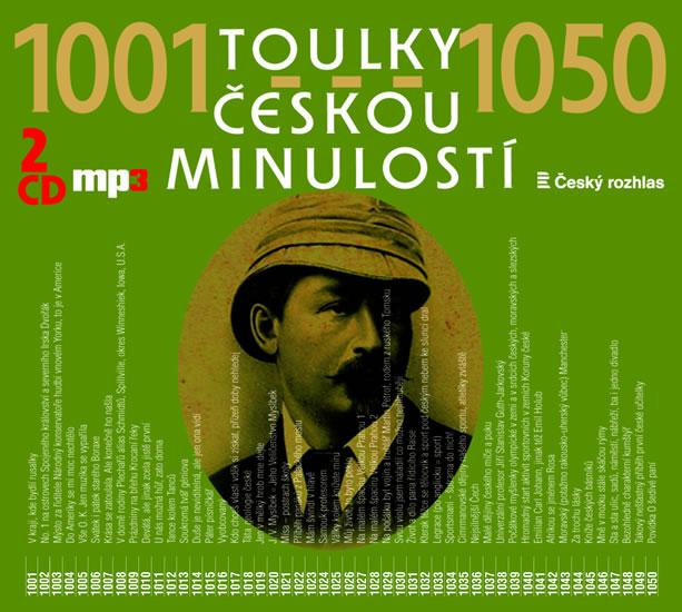 Toulky českou minulostí 1001-1050 - 2 CD/mp3