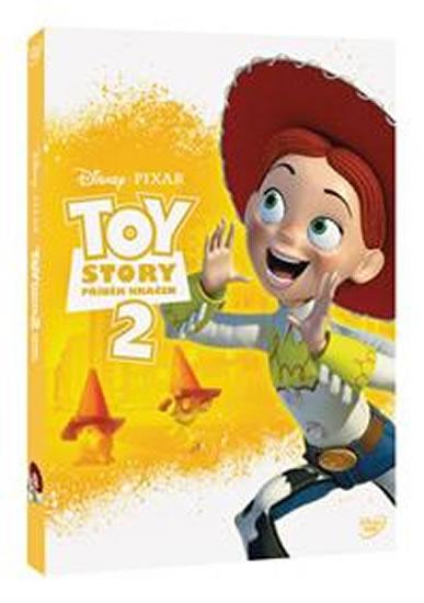 Toy Story 2: Příběh hraček S.E. DVD - Ed