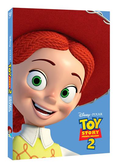 Toy Story 2.: Příběh hraček S.E. DVD - D