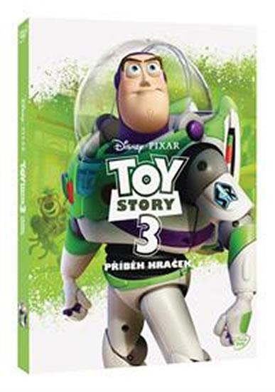 Toy Story 3: Příběh hraček DVD - Edice P