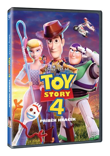 Toy Story 4: Příběh hraček DVD