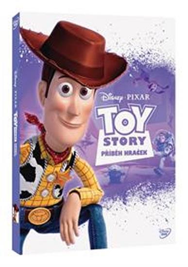 Toy Story: Příběh hraček S.E. DVD - Edic