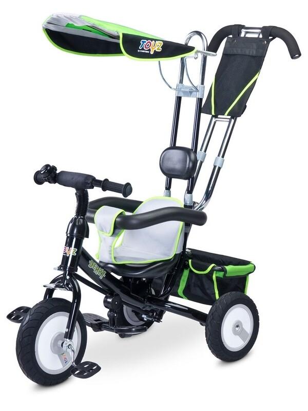TOYZ - Detská trojkolka Derby green