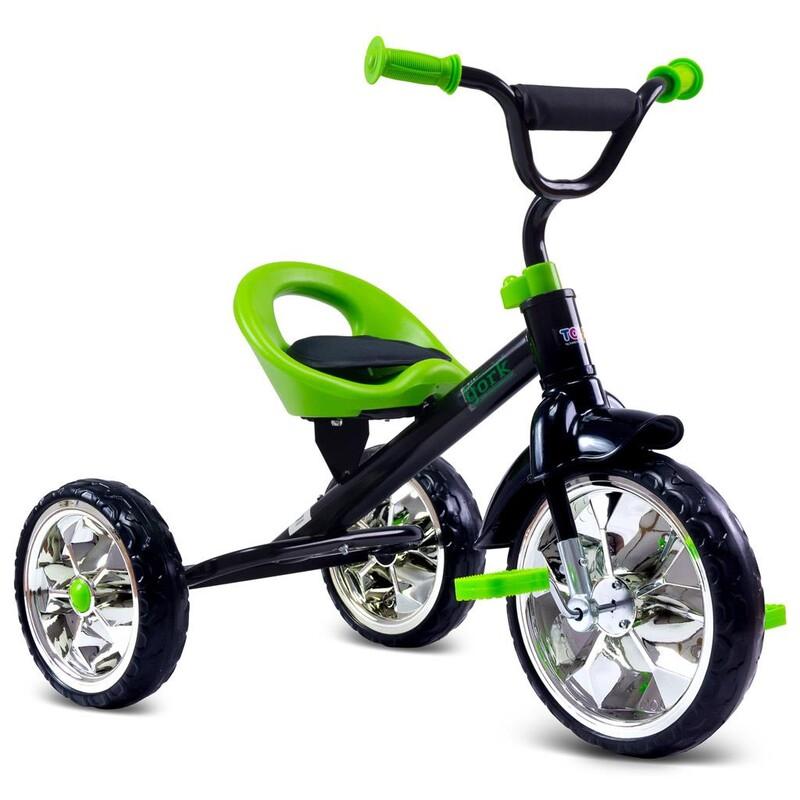 TOYZ - Detská trojkolka York green