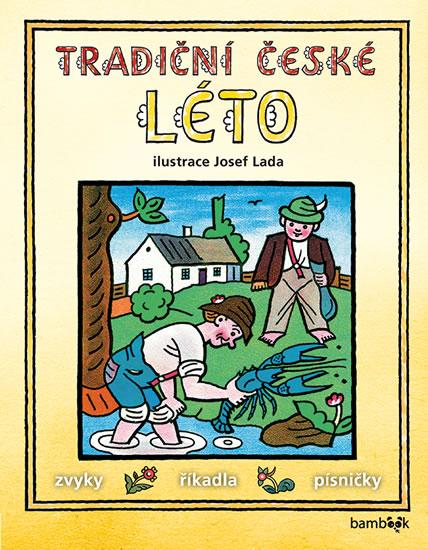 Tradiční české LÉTO – Josef Lada - Lada Josef