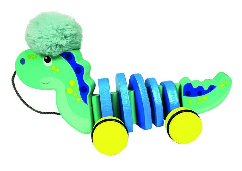 TREFL - Drevená hračka Dinosaurus