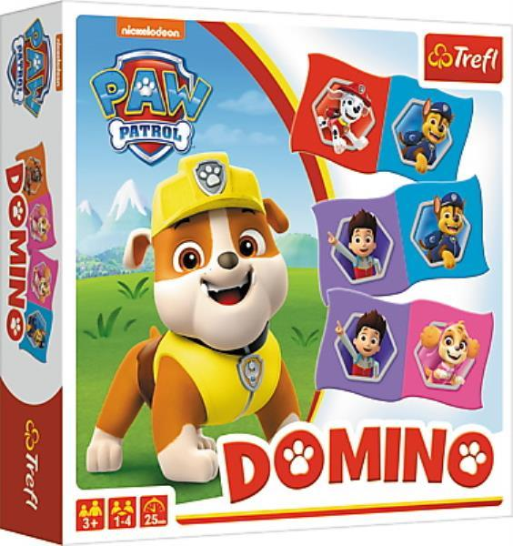 TREFL - GAME 2in1 Ludo/Snakes & Ladders Fireman Sam