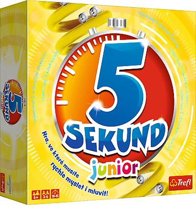 TREFL - GAME - 5 Seconds junior CZ / PATCH