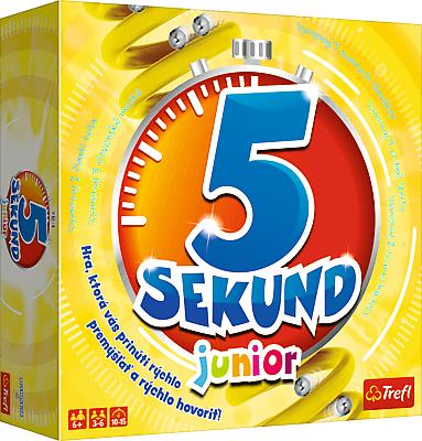 TREFL - GAME - 5 Seconds junior SK / PATCH