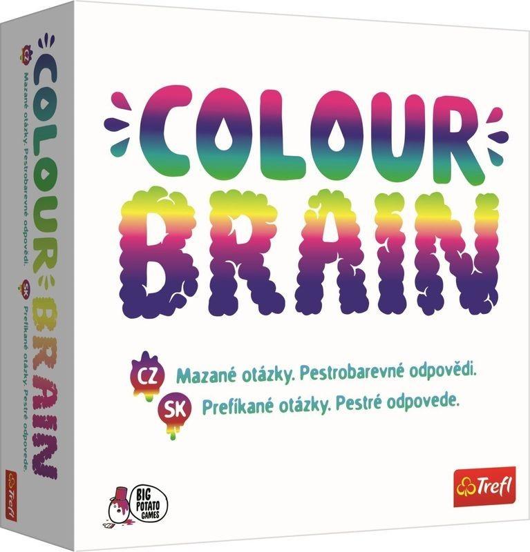 TREFL - hra Colour Brain