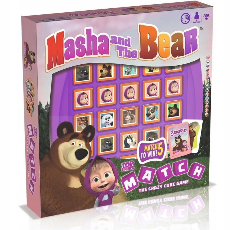 TREFL - hra Máša a medveď Match