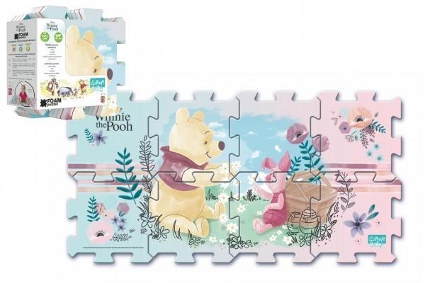 TREFL - Penové puzzle Medvedík Pú