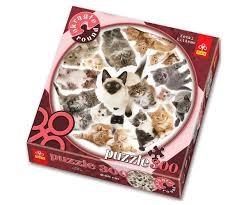 TREFL - Puzzle Mačiatka 300