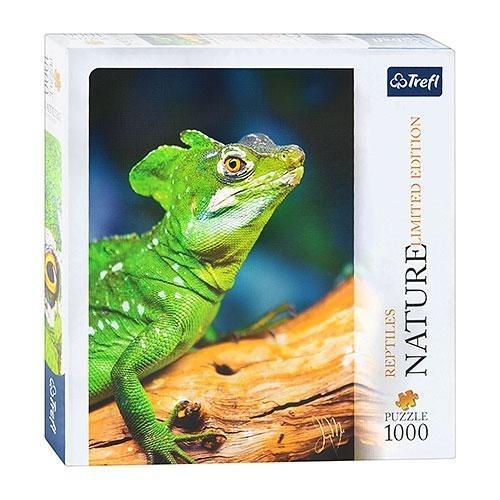 TREFL - Puzzle Nature Limited Editon Jašterica 1000